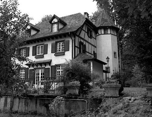 Basel Haus Bärenfels